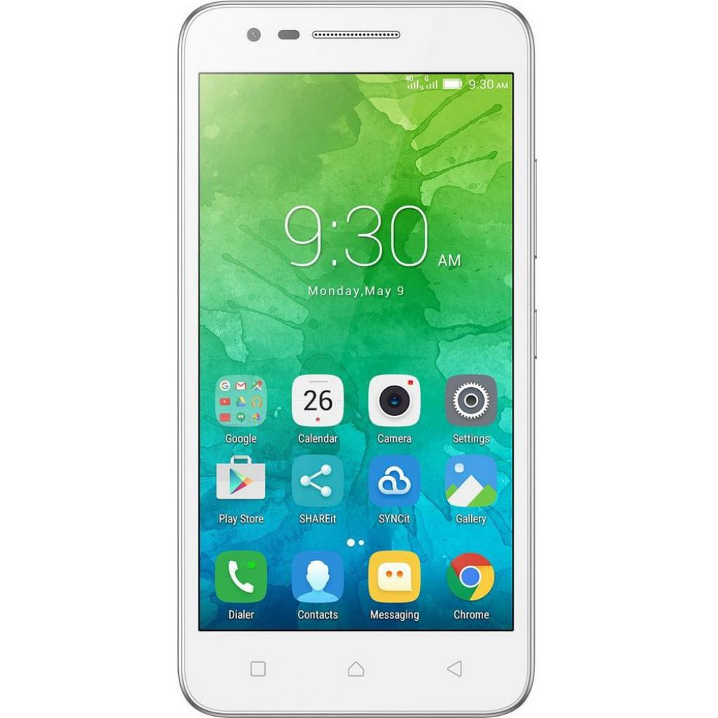 Мобильный телефон Lenovo VIbe C2 Power (K10A40) White (PA450124UA)