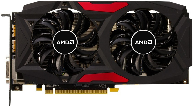Видеокарта PowerColor Radeon RX 580 Red Dragon 4GB GDDR5 (AXRX 580 4GBD5-3DHDM)