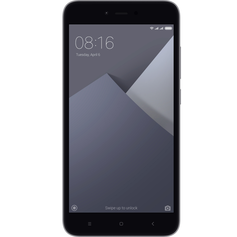 Мобильный телефон Xiaomi Redmi Note 5A 2/16GB Dual Sim EU Spec Grey